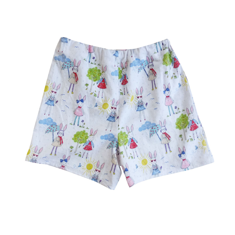 Small hipster bunnie shorts