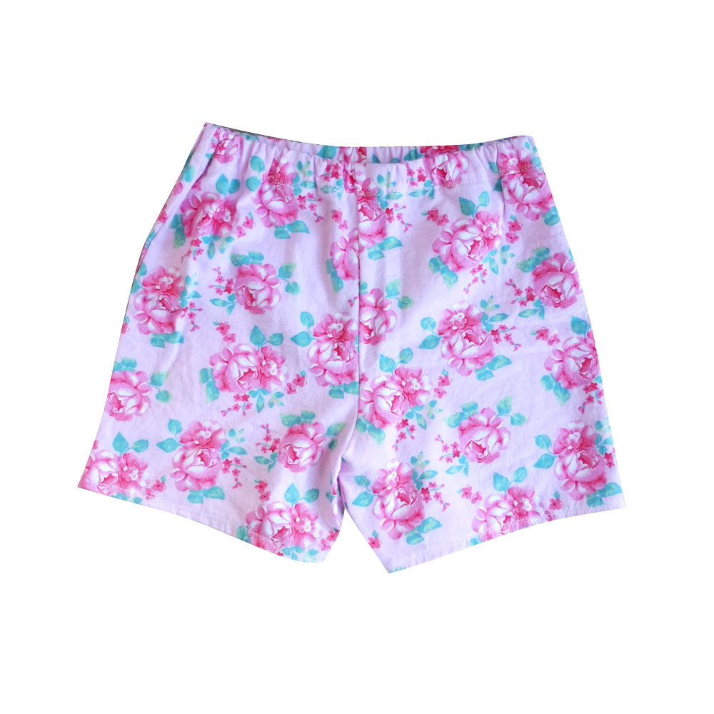 Small rose shorts
