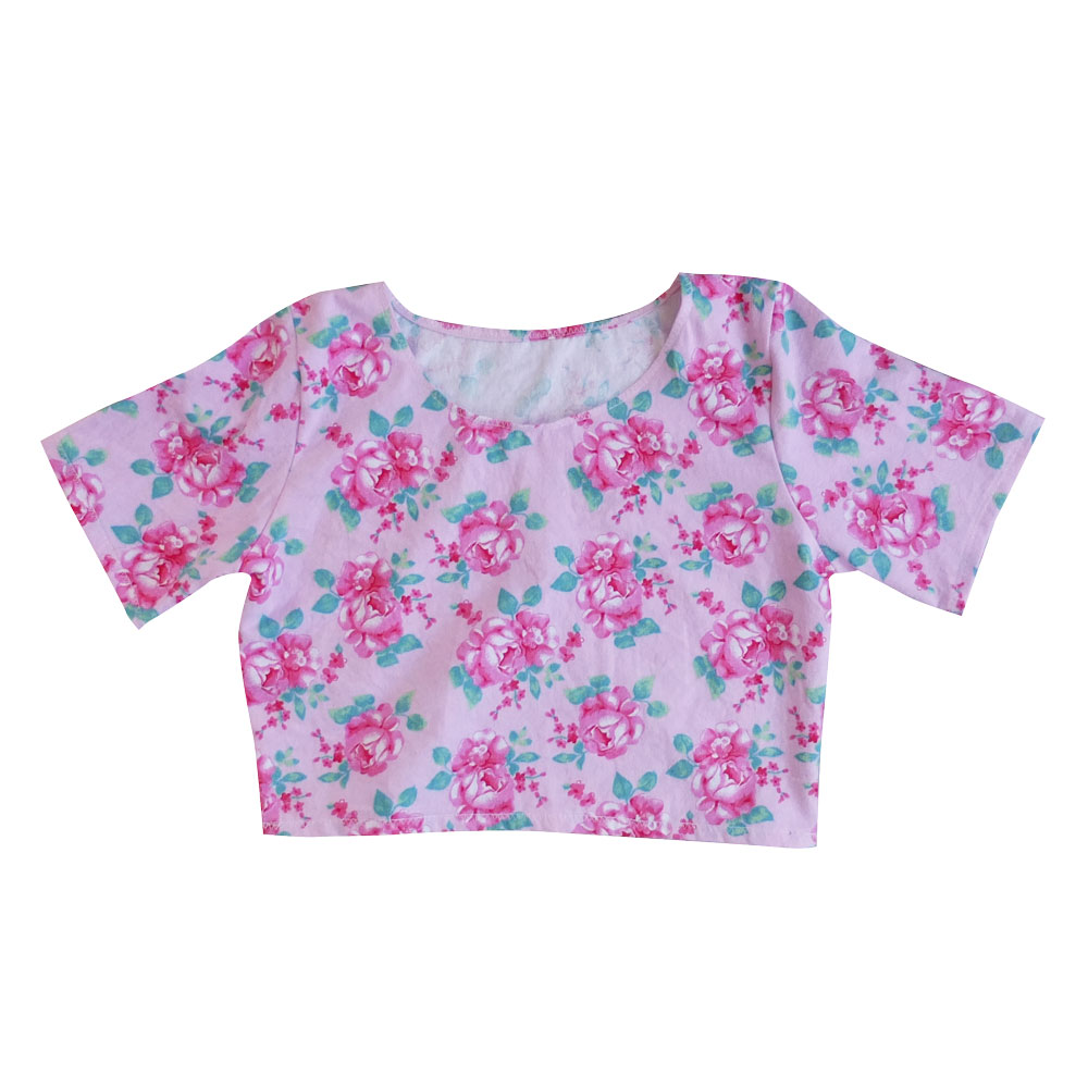 Small rose top